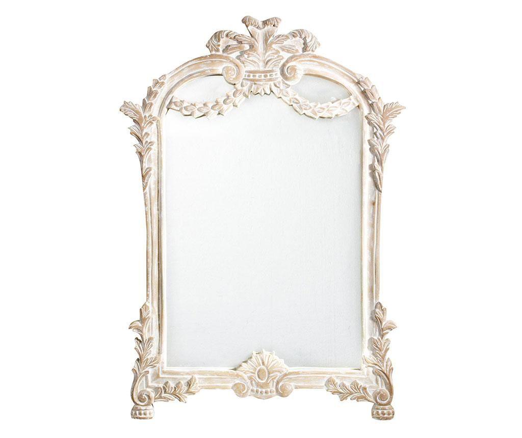 Mesés barokk- jellegű tükör.