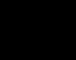 A legelső logó variáció. Azért nem voltam teljesen elégedett vele, mert túlságosan könnyednek találtam. A francia vidéki stílus ennél díszesebb, bizony.
